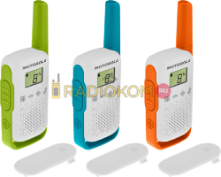 Безлицензионная рация Motorola Talkabout T42 Triple