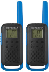 Безлицензионная рация Motorola Talkabout T62 BLUE