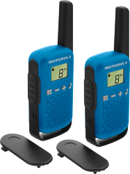 Безлицензионная рация Motorola Talkabout T42 BLUE